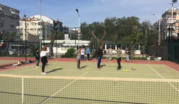 Tenis Halk Eğitim1 Mart 2019
