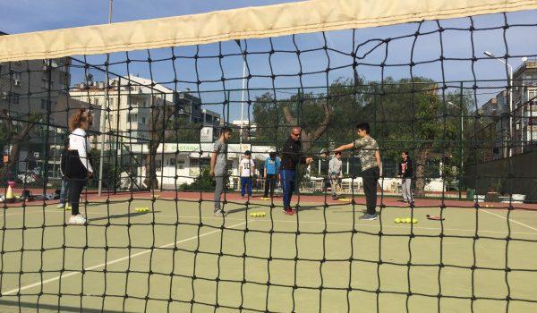 Tenis Halk Eğitim2 Mart 2019